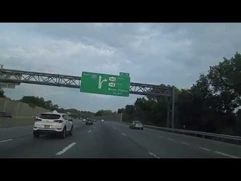 Driving from Elmsford to White Plains,New York