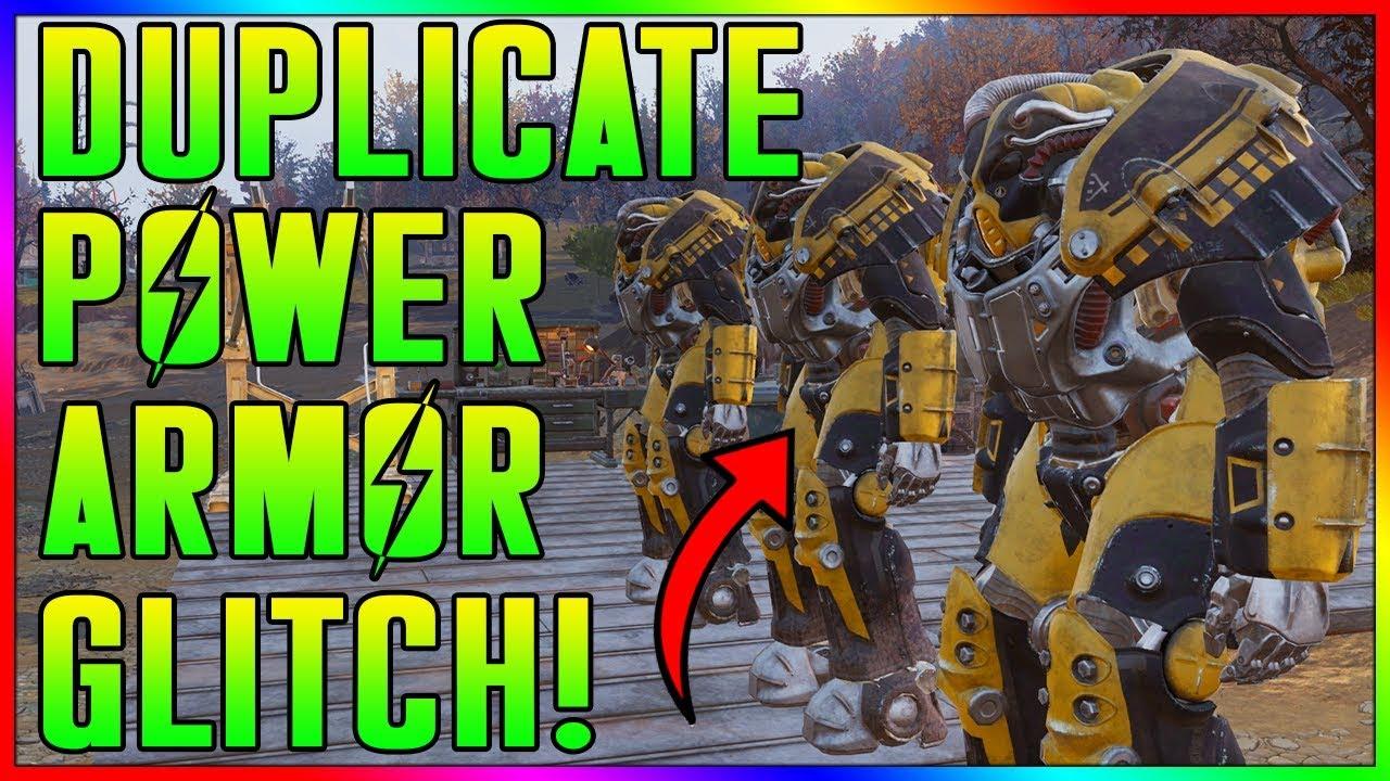 Fallout 76 - NEW Power Duplication Glitch! [SOLO] (In depth Tutorial)