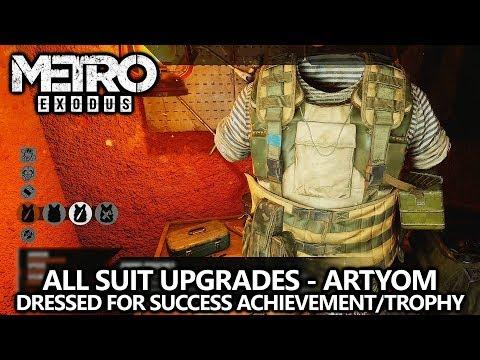 Metro Exodus Suit Upgrades: All Arytom Upgrades in Volga and Caspian