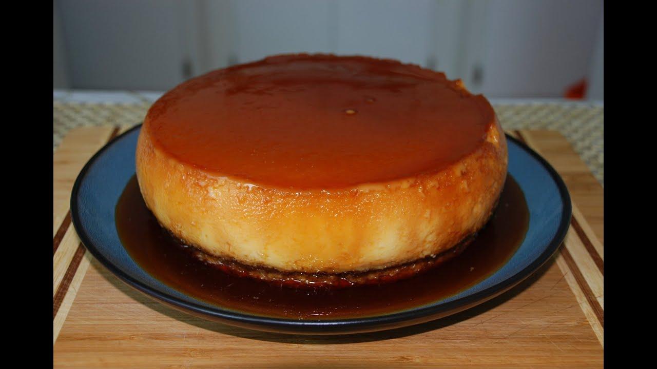 Ube Sponge Cake Recipe