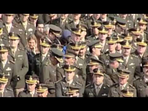 No tengo miedo, ni les tengo miedo. Nestor Kirchner