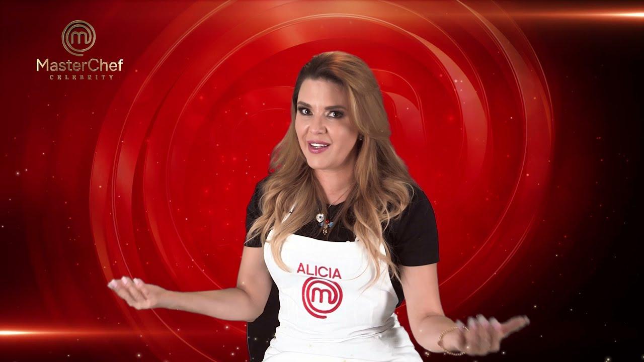 Alicia Machado mostrará su amor por la comida mexicana en la cocina más famosa |MasterChef Celebrity