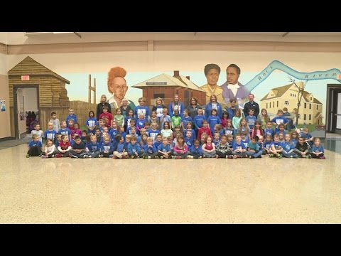 Barrie Elementary School Shout Out 12-11-15