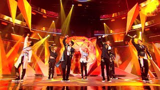 SuperM 슈퍼엠 '호랑이 (Tiger Inside)' Live Performance @tvN SuperM's As We Wish