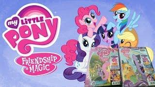 (EVA GAMER) รีวิว Boxset My little Pony [TIGA] Season 1-2