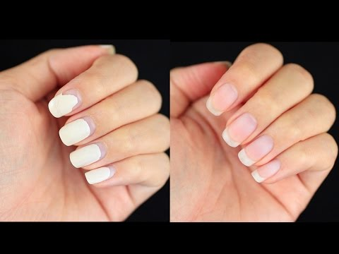 Damage-Free Way to Remove Gel Nails at Home!