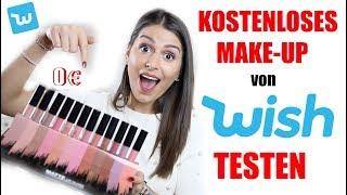 Kostenloses Make-up von wish testen - was kommt wirklich an? | Sara Desideria