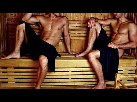{Gay Story} Strangers In The Sauna [Audio Book]