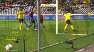 Young Boys - Basel 3:1  11.05.2014