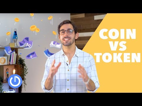 Coin Vs. Token | Cryptocurrency Basics