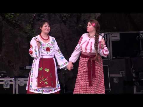Språk- og kulturfestivalen 2015 / Ukrainsk Sang