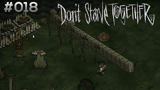 DON'T STARVE TOGETHER #018: FLEISCH! [HD+] | Let's Play Don't Starve