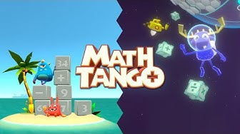 MathTango – Addition, Subtraction, Multiplication & Division FUN!!!