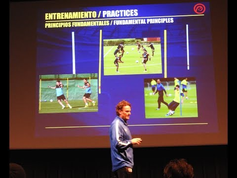 NorCal Soccer coaching education  Albert Puig Barcelona positional play level 2