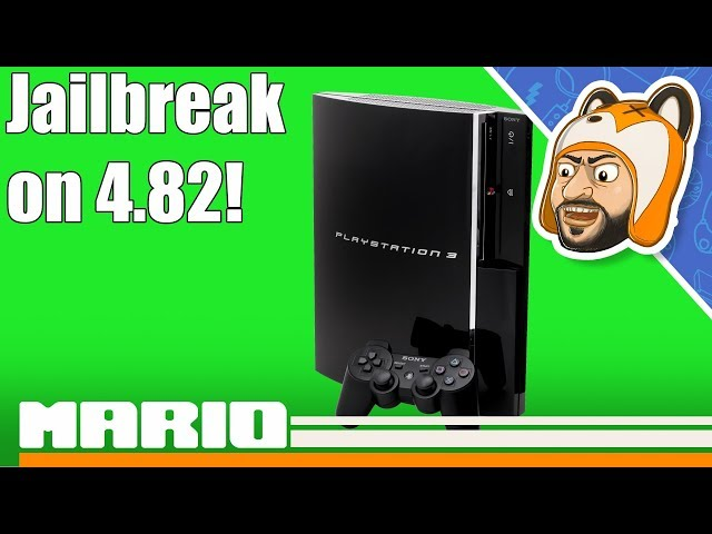 PS3 Jailbreak 4 82 OFW to CFW - Playstation 3 HACKED - Arcade Punks