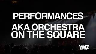 AKA Orchestra On The Square Performances | #OrchestraOnTheSquare