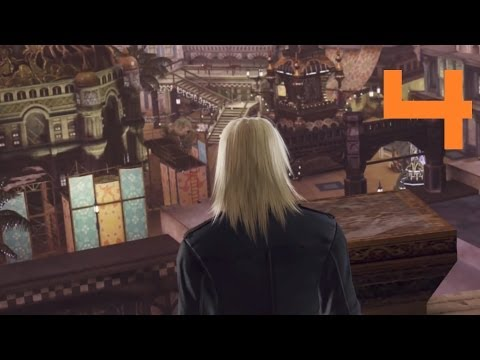 [Part 4] Story Only: Lightning Returns - Final Fantasy XIII Gameplay Walkthrough (Final Fantasy 13)