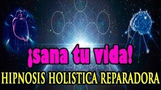 SANA TU VIDA con Hipnosis Holisitica Reparadora - Javier Sampayo en Congreso internacional