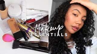 THE ONLY MAKEUP PRODUCTS YOU NEED   A Beginner's Makeup Kit