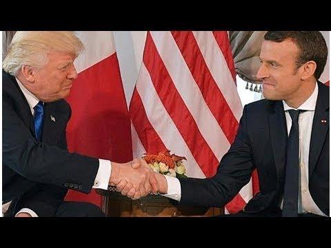 Trump: I'd love to rejoin Paris climate change accord