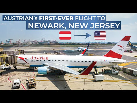 TRIPREPORT | Austrian Airlines (Economy) | INAUGURAL FLIGHT