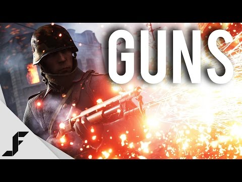 How to Unlock Guns in Battlefield 1 - Class Ranks + War Bonds!