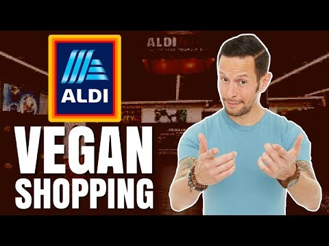 Aldi Goes Vegan w/ Jason Wrobel