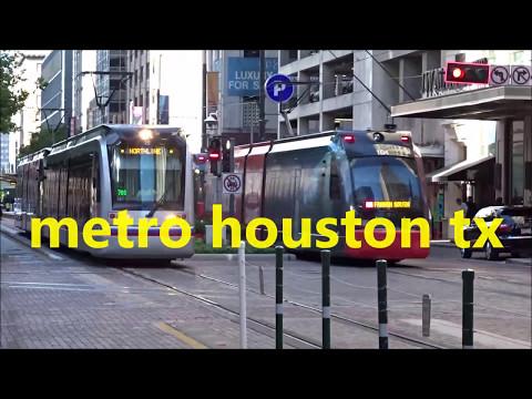 metro houston tx