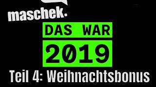 Maschek LIVE: Das war 2019 – Teil 4: Weihnachtsbonus