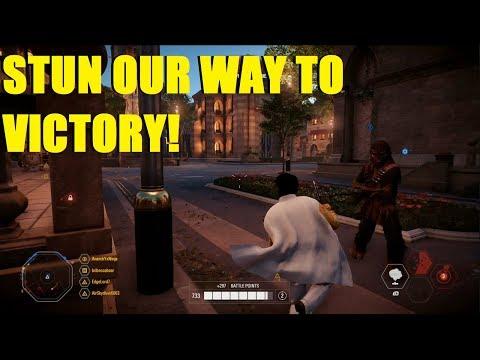Star Wars Battlefront 2 - Who needs luck when you have style!? Lando Calrissian Killstreak! thumbnail