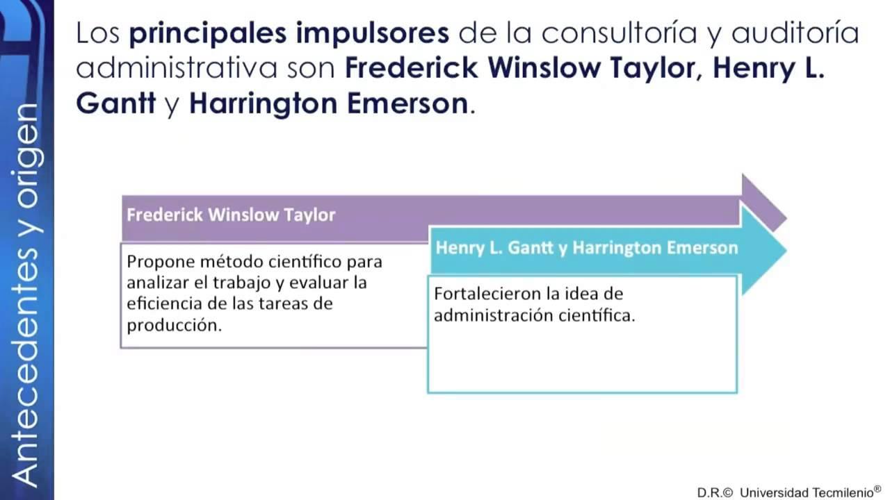 Tema 1. Comprender el significado de la consultoría y auditoría ...