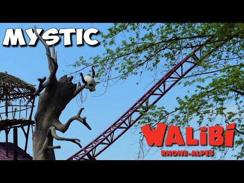 MYSTIC NOUVELLE ATTRACTION 2019 ET ZONE VAUDOU WALIBI RHÔNE ALPES + Avis