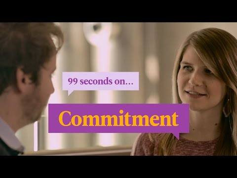 99 Seconds on Commitment | Polyglot Conference