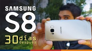 Samsung GALAXY S8 y S8+ | Lo mejor y peor al mes de uso