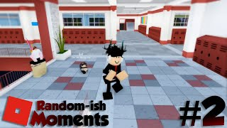 Random-ish Roblox Moments #2 (w/TheBatShow & Sfeqh)