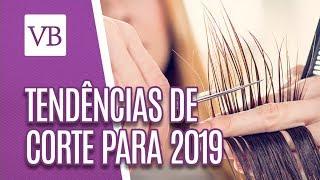 Tendências de Corte para 2019 - Você Bonita (15/01/19)