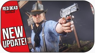 STORY MODE UPDATE! Red Dead Redemption 2 Single Player Update Features!
