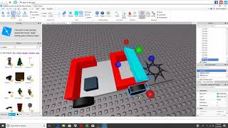 How to make a working car in roblox studio