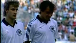 France v Germany (1982) (1/12)
