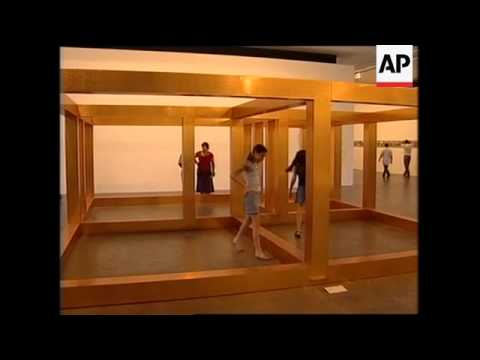 Brazil host exhibition of world artists