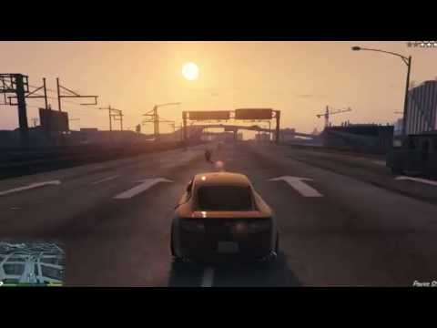 GTX850M + i7-4710HQ GTA V 60FPS Gameplay + Settings (720p)