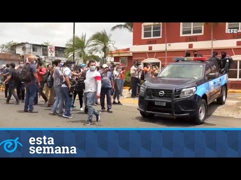 Carlos F. Chamorro: Los periodistas no somos golpistas, los golpistas están en El Carmen