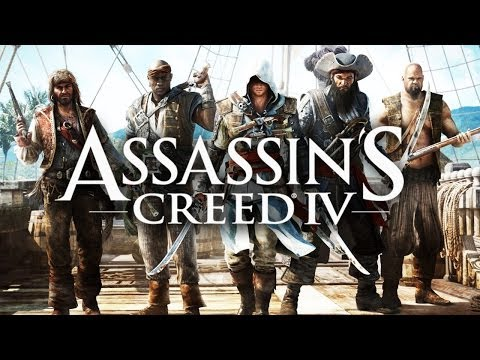 ASSASSIN'S CREED 4: BLACK FLAG #001 -  Unter schwarzer Flagge [HD+] | Let's Play Assassin's Creed 4