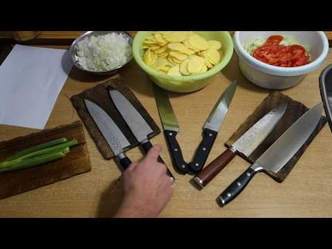 Cheap DAMASCUS KITCHEN KNIVES from china (aliexpress) - REVI