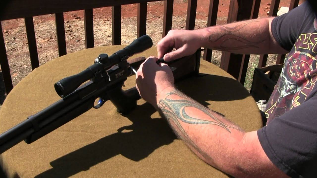 Benjamin Crosman 1399 stock adjustable comb kit Marauder Pistol P Rod
