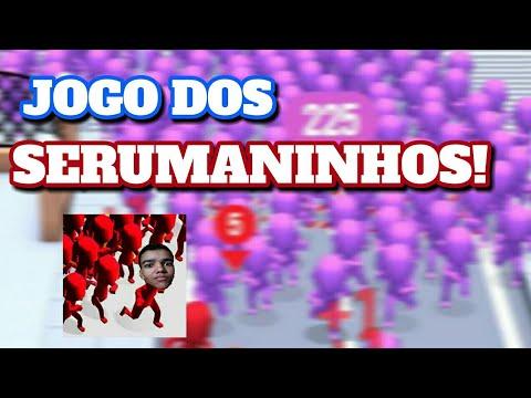 UM GAME DOS SERUMANIHOS!!! | Crowd City