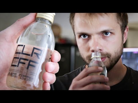 Thumbnail: We Tried Clear Coffee