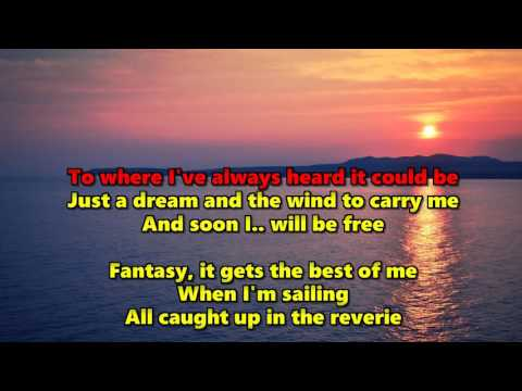 Sailing (Original Version) - (HD Karaoke) Christopher Cross