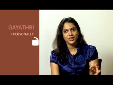 I Personally - Gayathri - Part 03