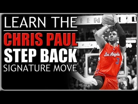 Chris Paul Step Back Move: Basketball Moves